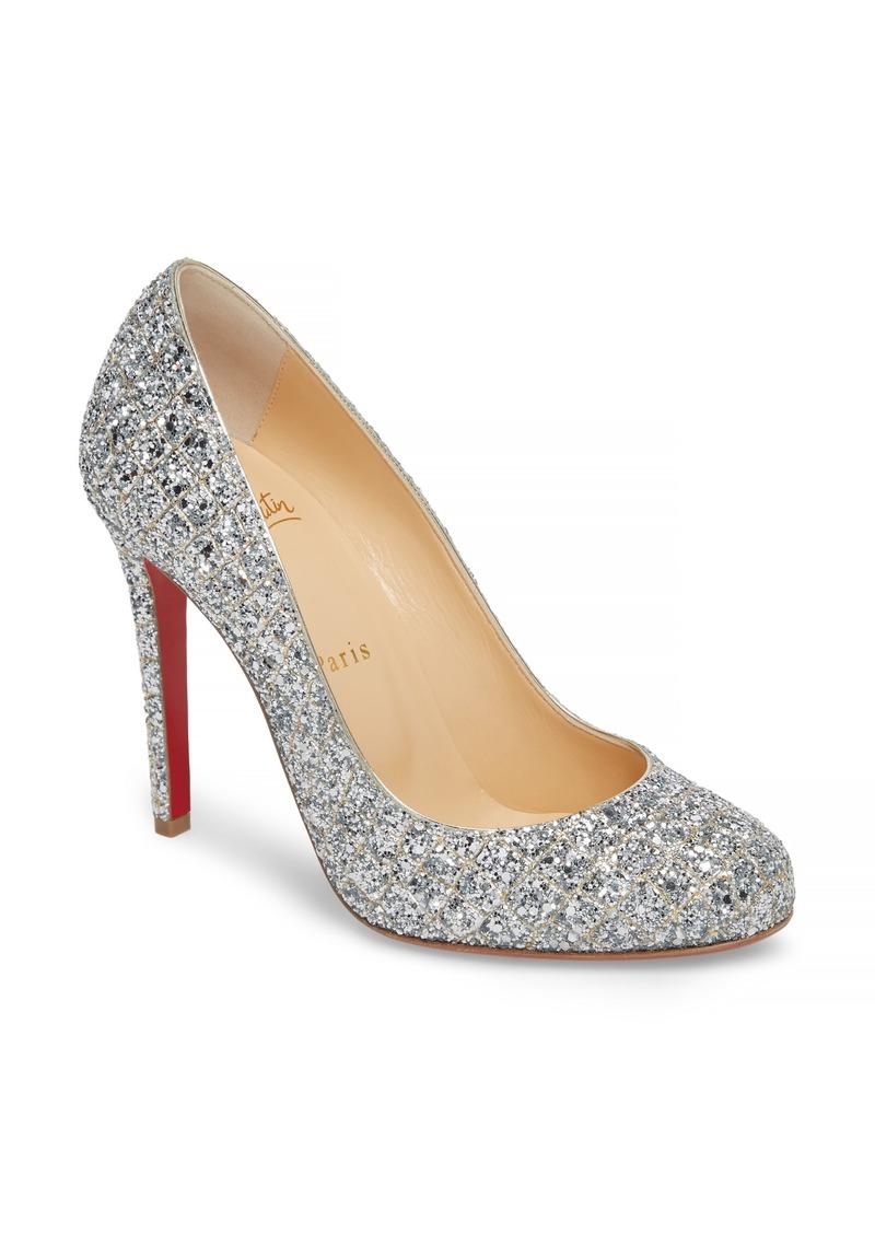 official photos e81ac a100d Christian Louboutin Christian Louboutin Fifille Sparkle Pump (Women) | Shoes