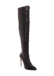 Christian Louboutin French Tutu Over the Knee Boot (Women)