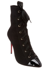 Christian Louboutin Frenchie 100 Stretch Bootie