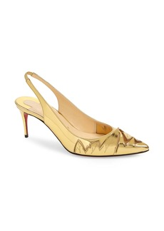 Christian Louboutin Frescobella Pointed Toe Slingback Pump (Women) (Nordstrom Exclusive)