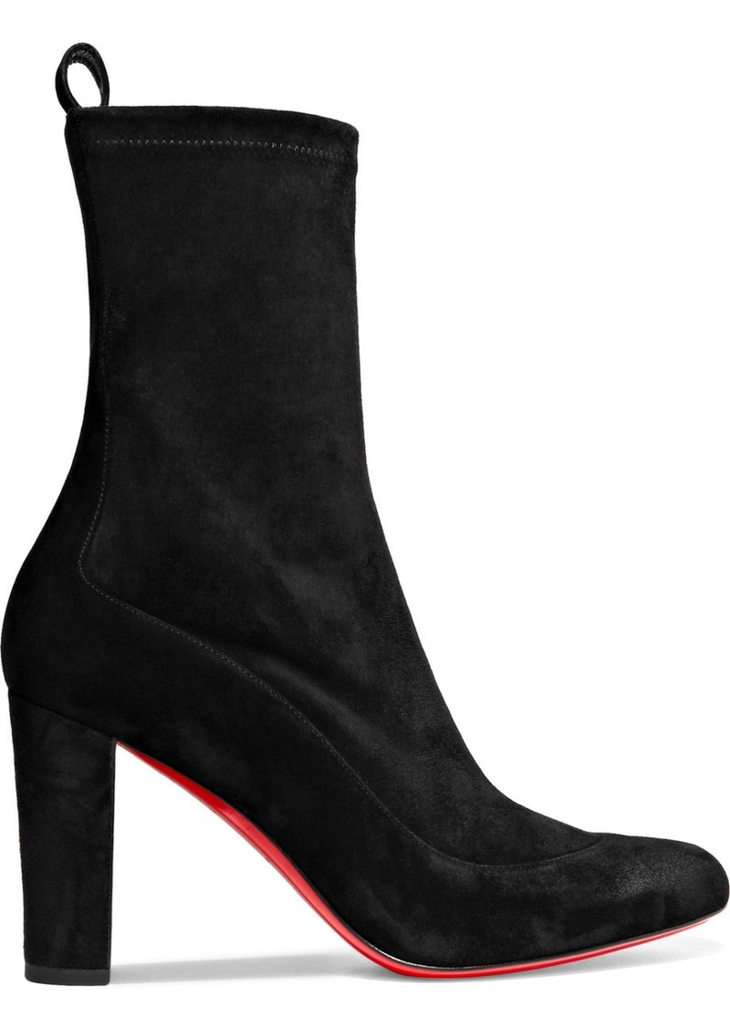 new styles be3c3 92042 Gena 85 Suede Ankle Boots