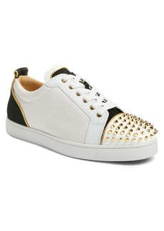 Christian Louboutin Glitter Low Top Sneaker (Men) (Nordstrom Exclusive)