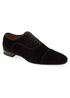 Christian Louboutin Greggo Orlato Velvet Oxford (Men)