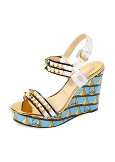 Christian Louboutin Griotta Wedge Sandal (Women) (Nordstrom Exclusive)