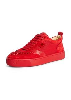 Christian Louboutin Happyrui Spikes Low Top Sneaker (Men)