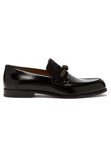 Christian Louboutin Helsin Ky leather loafers