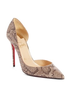 Christian Louboutin Iriza Pointy Toe Pump (Women)