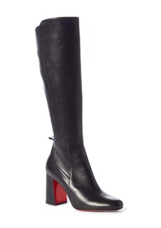 Christian Louboutin Kronobotte Stretch Tall Boot (Women)