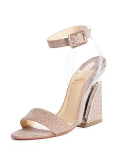 Christian Louboutin Levitalo Glitter Sandal (Women)