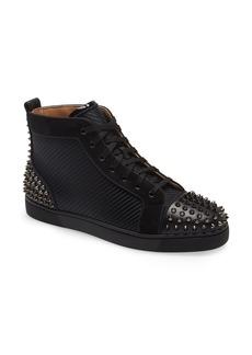 Christian Louboutin Lou Spikes 2 Low Top Sneaker (Men)