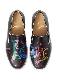 Christian Louboutin Loubi Love Slip-On Sneaker (Women)