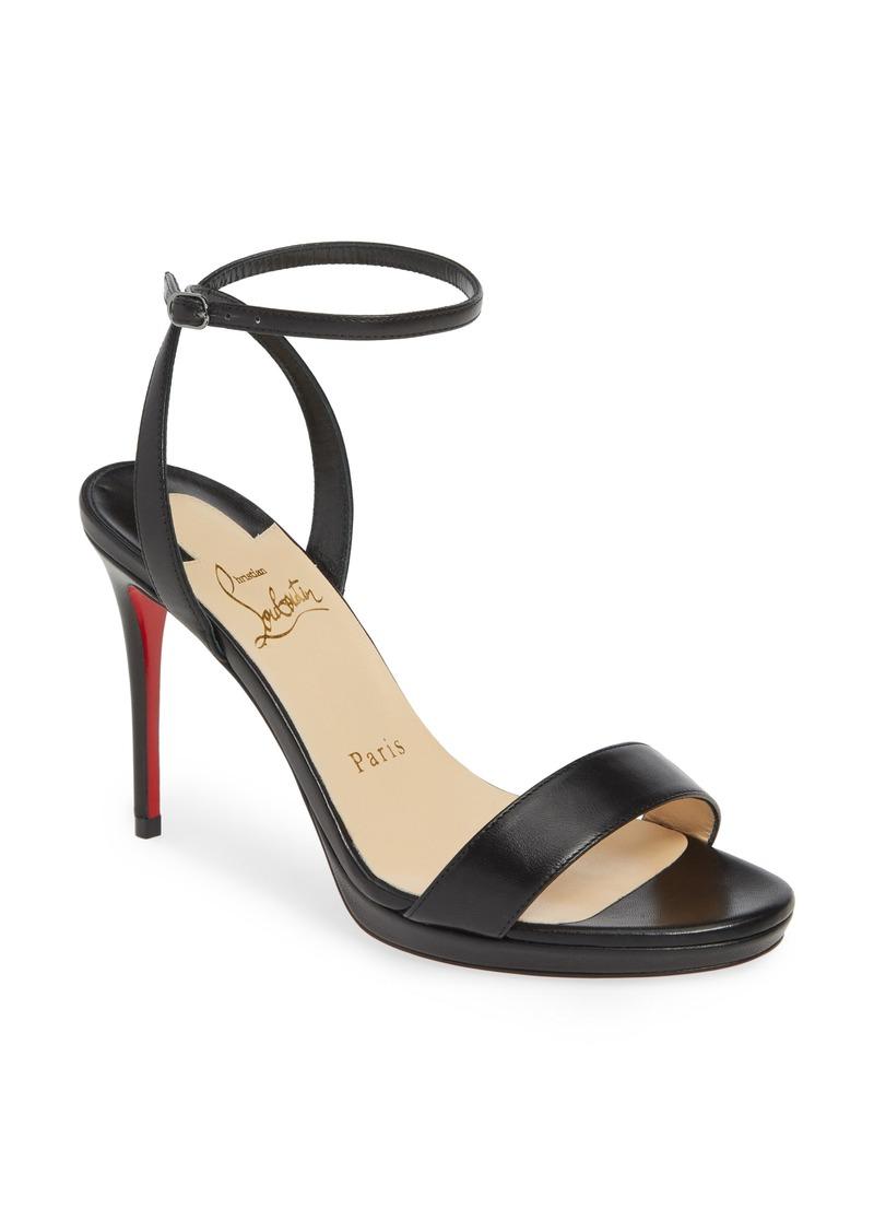 218679b2e1f Loubi Queen Sandal (Women)