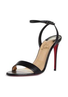Christian Louboutin Loubigirl Ankle Strap Sandal (Women)