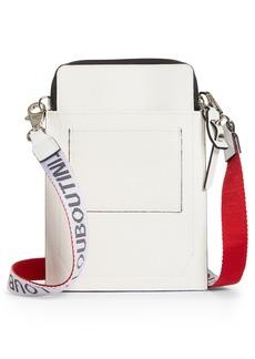 Christian Louboutin Loubilab Leather Phone Crossbody Bag