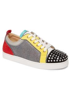 Christian Louboutin Louis Junior Spikes Sneaker (Men)