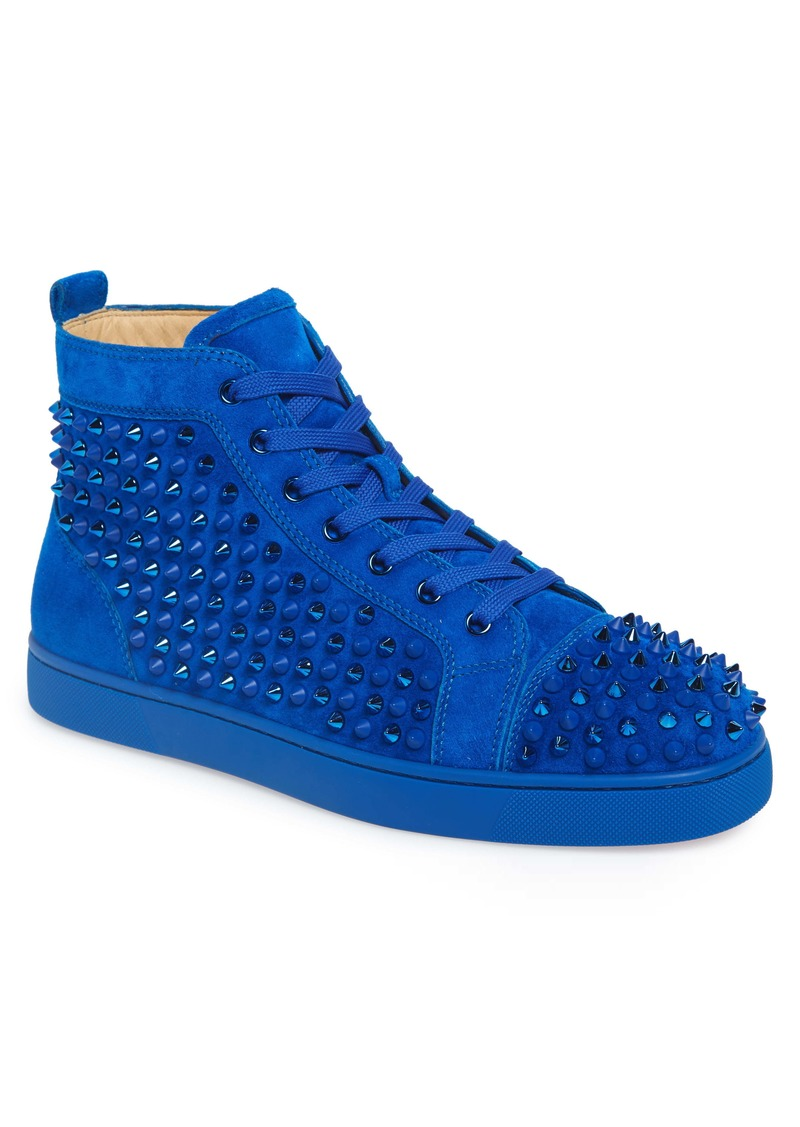 5c9d8fddf485 Christian Louboutin Christian Louboutin Louis Spikes High Top ...