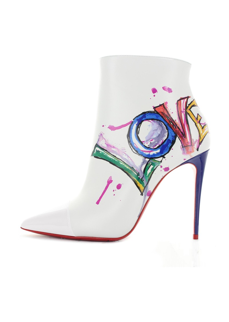 102fd601eb1 Christian Louboutin Christian Louboutin Love Pointy Toe Bootie