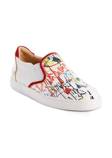Christian Louboutin Masteralta Loubitag Slip-On Sneaker (Women)