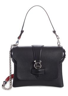 Christian Louboutin Medium Rubylou Calfskin Leather Bag