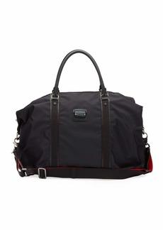 0ccd0c56ecc Christian Louboutin Men's Paris Loubicity Nylon & Calf Leather Weekender Bag