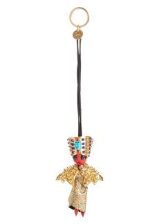 Christian Louboutin Nefertiti Doll Bag Charm