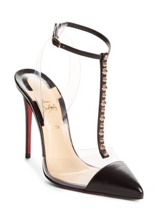 Christian Louboutin Nosy Spikes PVC Pump (Women)
