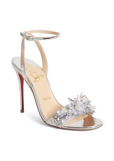 Christian Louboutin Okydok Crystal Embellished Sandal (Women)