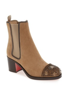 Christian Louboutin 'Otaboo' Spike Chelsea Boot (Women)