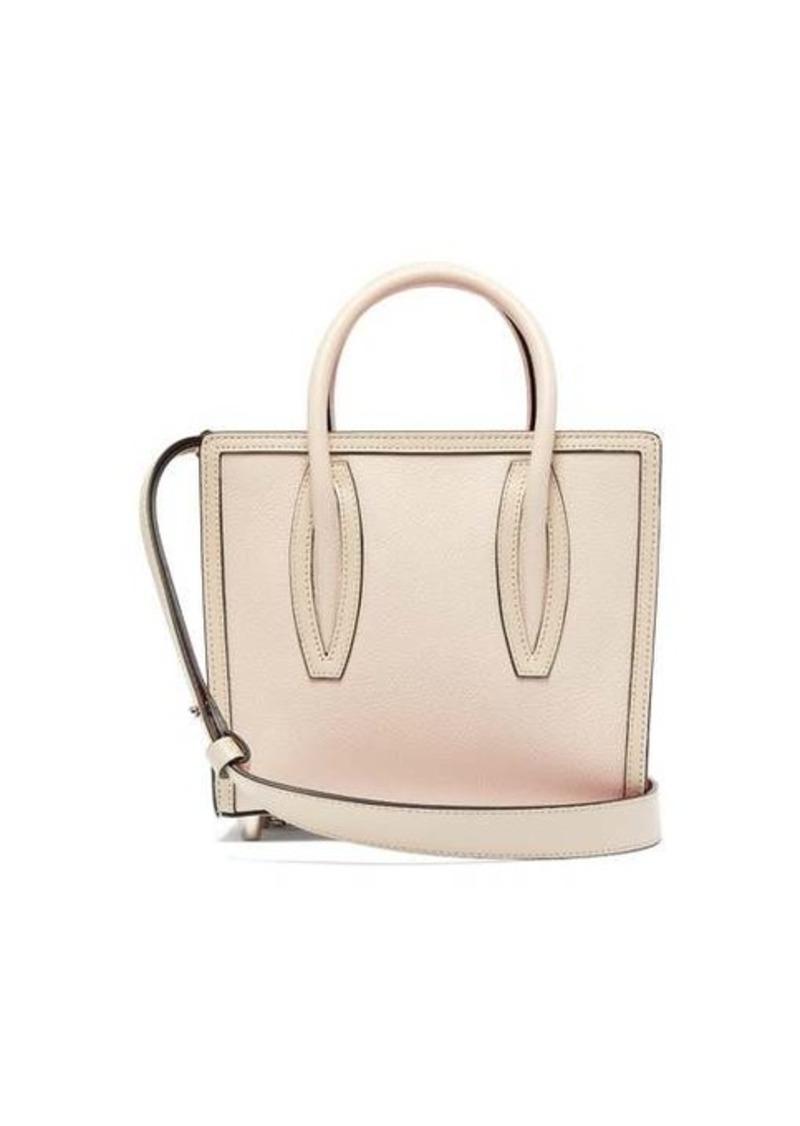 Christian Louboutin Paloma mini leather tote bag