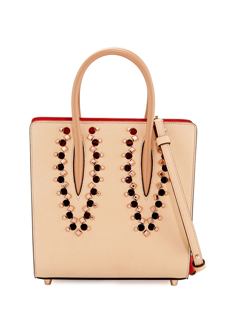 80a38cf71a6 Paloma Small Studded Leather Tote Bag