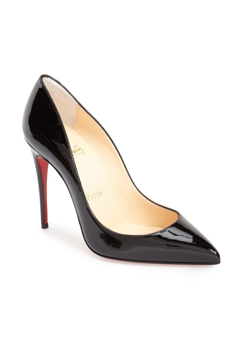Christian Louboutin Pigalle Follies Pointed Toe Pump (Women)