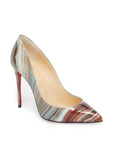 Christian Louboutin Pigalle Follies Pointy Toe Pump (Women)