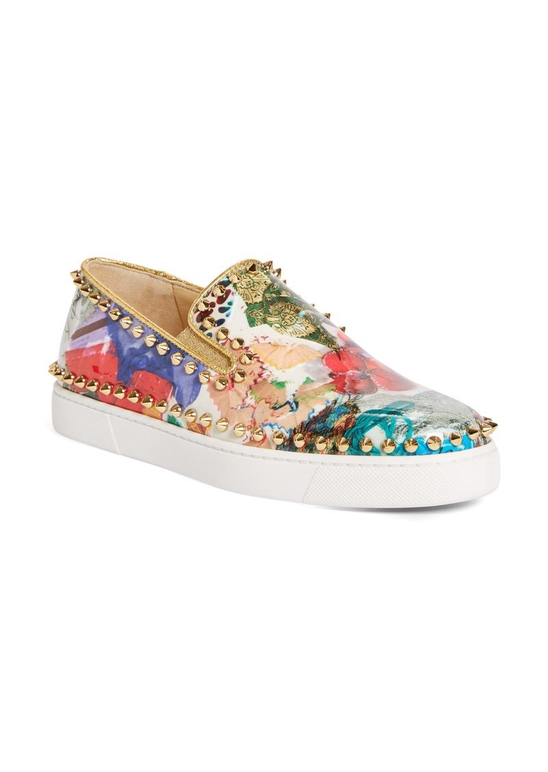best cheap 07f58 ab1f6 Pik Boat Slip-On Sneaker (Women)