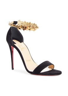 Christian Louboutin Planeteva Embellished Sandal (Women)