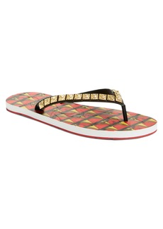 Christian Louboutin Pyramide Flip Flop (Men) (Nordstrom Exclusive)