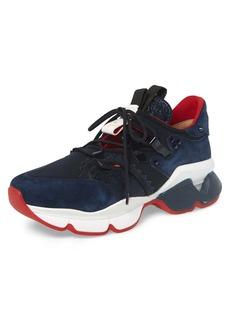 Christian Louboutin Red Runner Sneaker (Men)