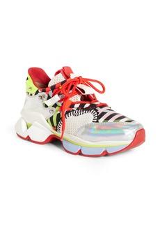 Christian Louboutin Red Runner Sneaker (Women)