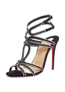 Christian Louboutin Renee Crystal Embellished Sandal (Women)