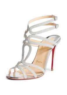 Christian Louboutin Renee Glitter Sandal (Women)