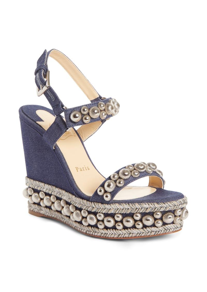 best website e2a85 ef650 Rondaclou Studded Wedge Sandal (Women)