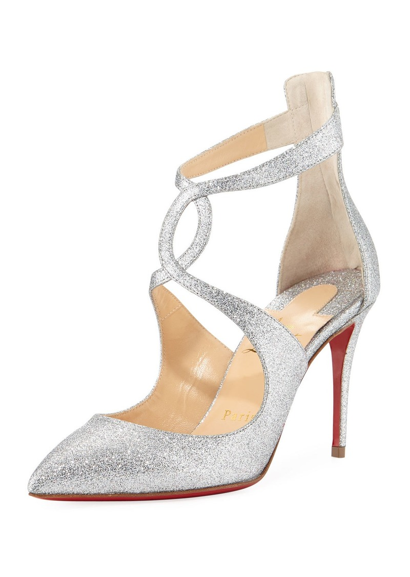 on sale 1ee30 06a75 Rosas 85mm Red Sole Pumps