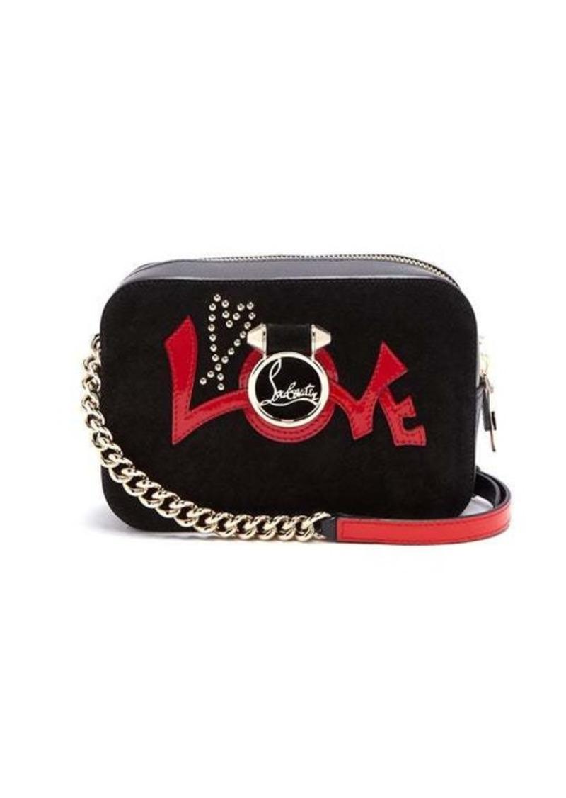 5b99e74078b Rubylou mini leather cross-body bag