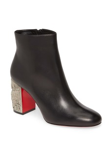 Christian Louboutin Scrunch Bootie (Women) (Nordstrom Exclusive)