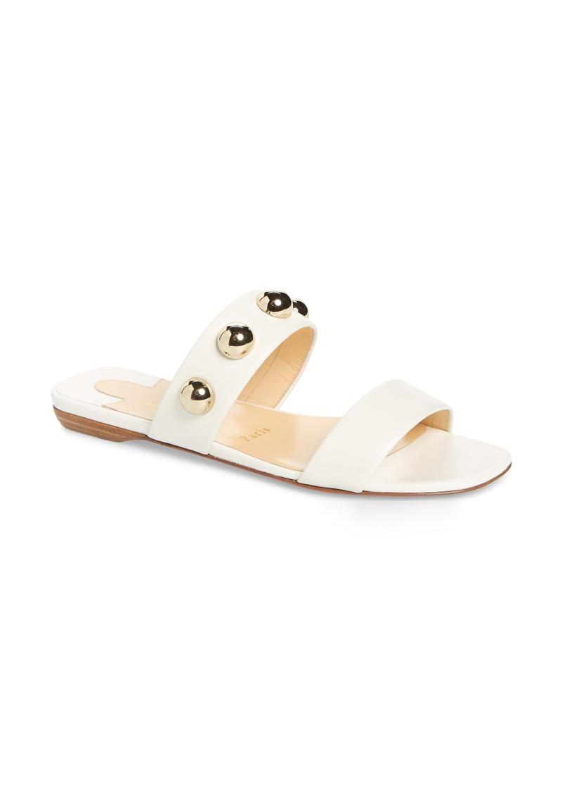 brand new da8b8 aefe2 Simple Bille Ornament Slide Sandal (Women)