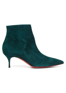Christian Louboutin So Kate 55 suede boots