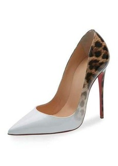 Christian Louboutin So Kate Degrade 120mm Red Sole Pump