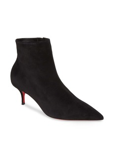 Christian Louboutin So Kate Pointed Toe Bootie (Women)