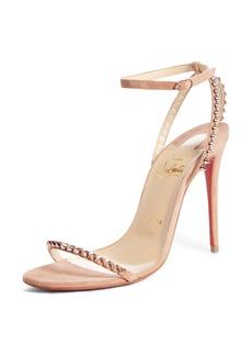 Christian Louboutin So Me Studded Sandal (Women)
