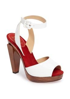 Christian Louboutin Soclo Ankle Strap Sandal (Women)