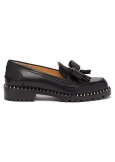 Christian Louboutin Ursul Lug studded leather loafers